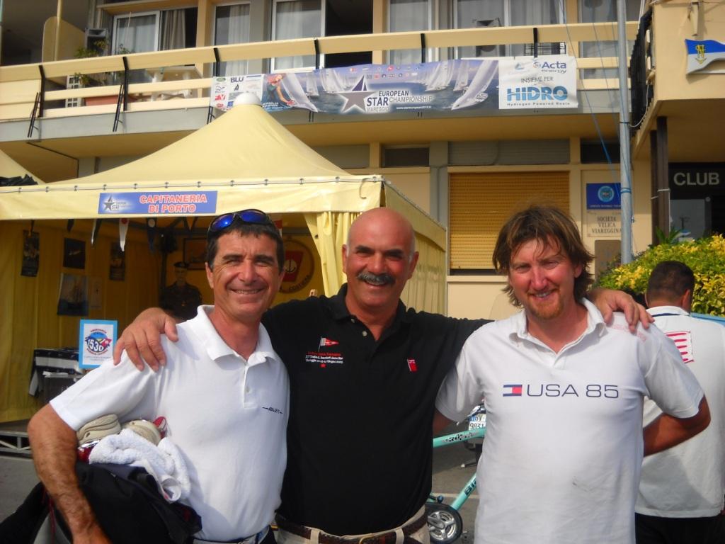 Enrico Chieffi + Roberto Benamati
