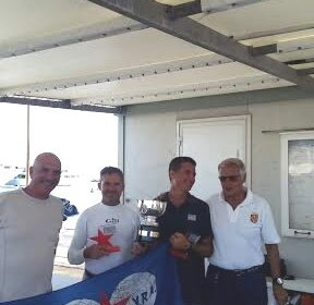 Premiazione trofeo Agostini
